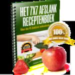 Review: 7×7 Afslank Receptenboek (Jasper Alblas)