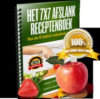 7x7 afslank receptenboek jasper alblas review