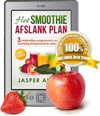 Review: Het Smoothie Afslank Plan (Jasper Alblas)