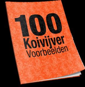 100 koivijver voorbeelden