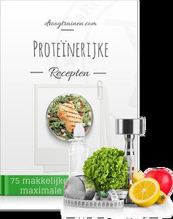 Het Proteïnerijke Recepten Pakket review