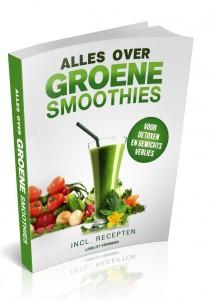 Review: Alles over Groene Smoothies (Liselot Vermeer)
