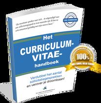 curriculum vitae handboek review perry kroes