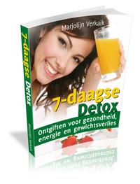 Review: 7-Daagse Detox (Marjolijn Verkaik)