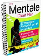 Mentale dieet plan kopen